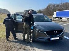 Pogranicznicy odzyskali 24 skradzione samochody