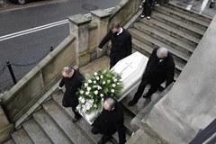 Pogrzeb 13-letniej Patrycji z Bytomia