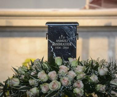 Pogrzeb Andrzeja Kondratiuka