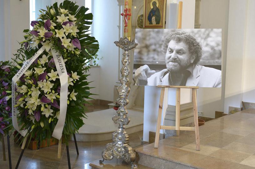 Pogrzeb Andrzeja Kondratiuka /Piętka Mieszko /AKPA