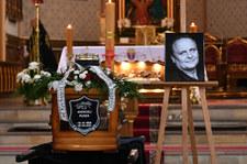 Pogrzeb Andrzeja Ruska
