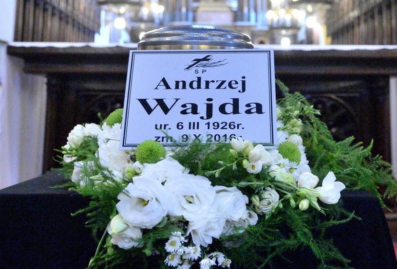 Pogrzeb Andrzeja Wajdy /Jacek Turczyk /PAP