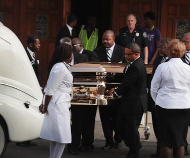 """Pogrzeb Arethy Franklin. Jennifer Hudson zaśpiewa """"Amazing Grace"""""""