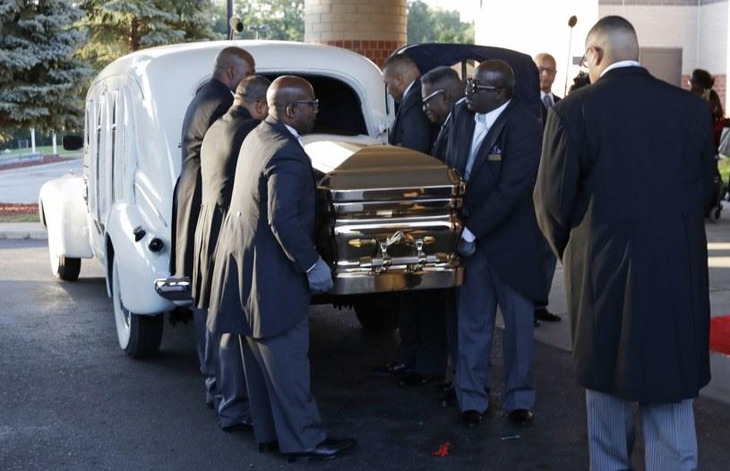 Pogrzeb Arethy Franklin /AP /East News
