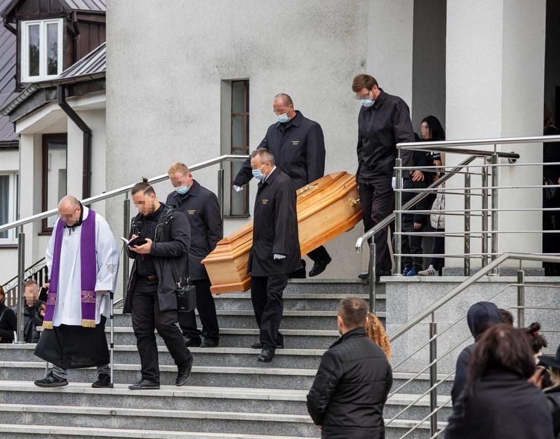 Pogrzeb Bezczela /Wojciech Wojtkielewicz /East News