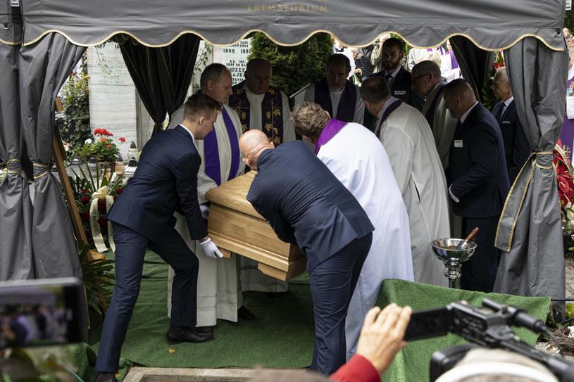 Pogrzeb biskupa Edwarda Janiaka /TOMASZ GOLLA/AGENCJA SE /East News
