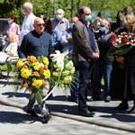 Pogrzeb Bronisława Cieślaka. Aktora pożegnali bliscy i politycy