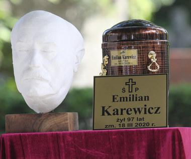 Pogrzeb Emila Karewicza. Ostatnie pożegnanie wybitnego aktora