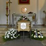 Pogrzeb Eugenii Herman