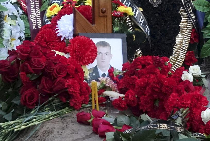 Pogrzeb Fiodora Żurawlowa /Agencja FORUM