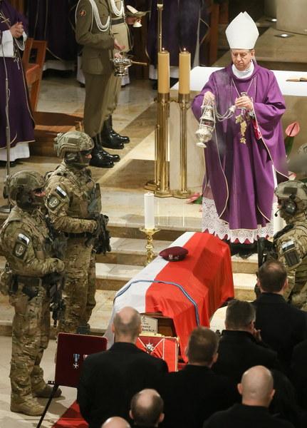 Pogrzeb generała Brochwicza-Lewińskiego
