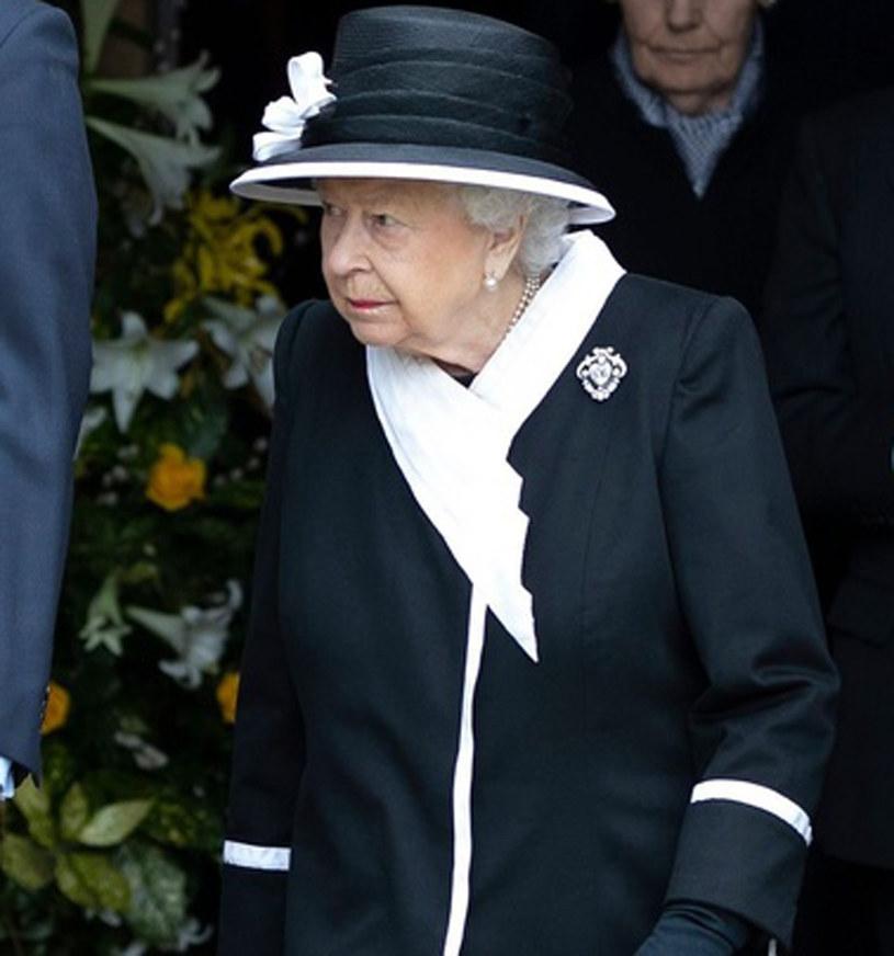 Pogrzeb hrabiny Carnarvon /Rex Features /East News