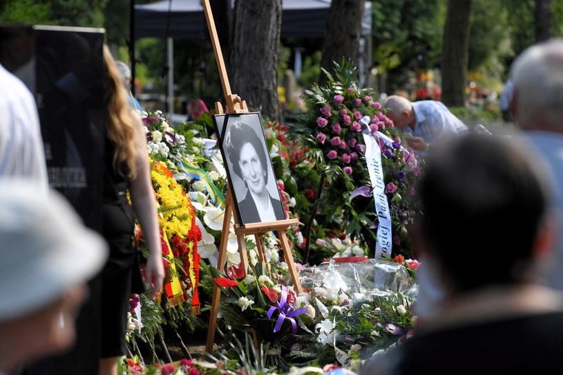 Pogrzeb Ireny Szewińskiej /PAP/EPA /PAP