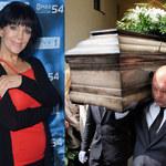 Pogrzeb Izabeli Skrybant-Dziewiątkowskiej
