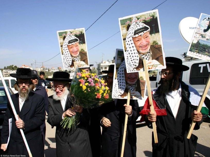 Pogrzeb Jasera Arafata /LIU SHUN /East News