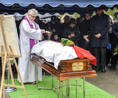 Pogrzeb Jerzego Gruzy