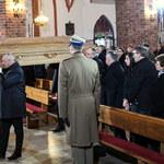 """Pogrzeb Jolanty Szczypińskiej. """"Nigdy się nie bała"""""""