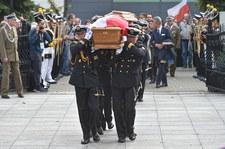 """Pogrzeb Józefa Unruga. """"Odbudowujemy sprawiedliwość"""""""