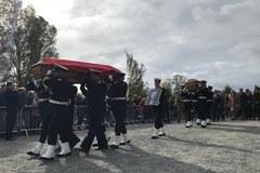 Pogrzeb Józefa Unruga