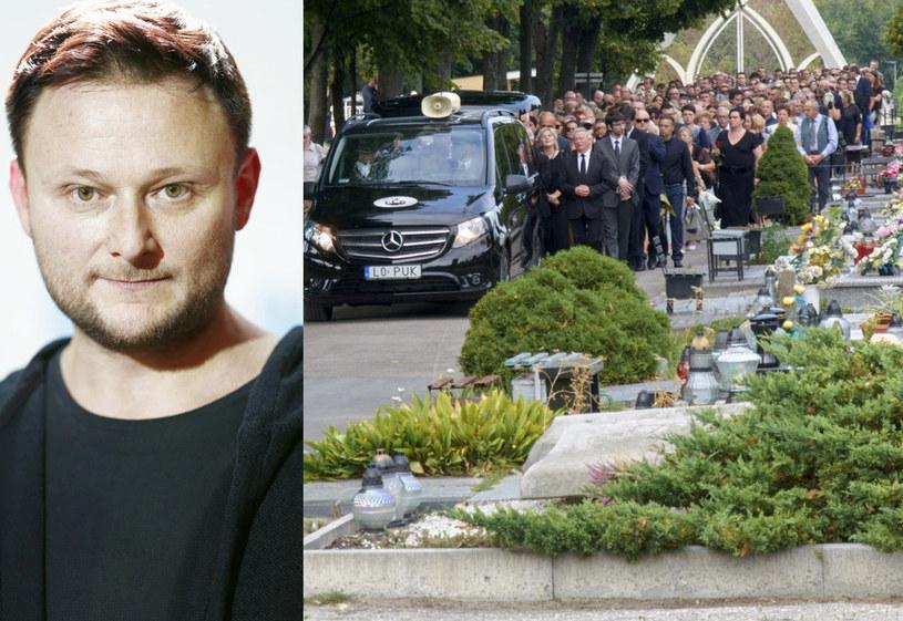 Pogrzeb Konrada Gacy, fot. Karol Serewis, Krzysztof Radzik /East News