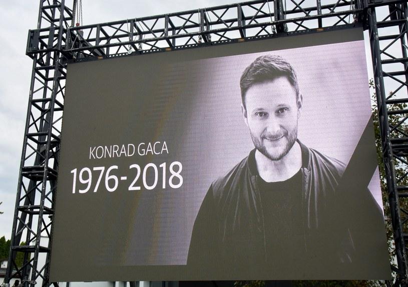 Pogrzeb Konrada Gacy, fot. Krzysztof Radzik /East News