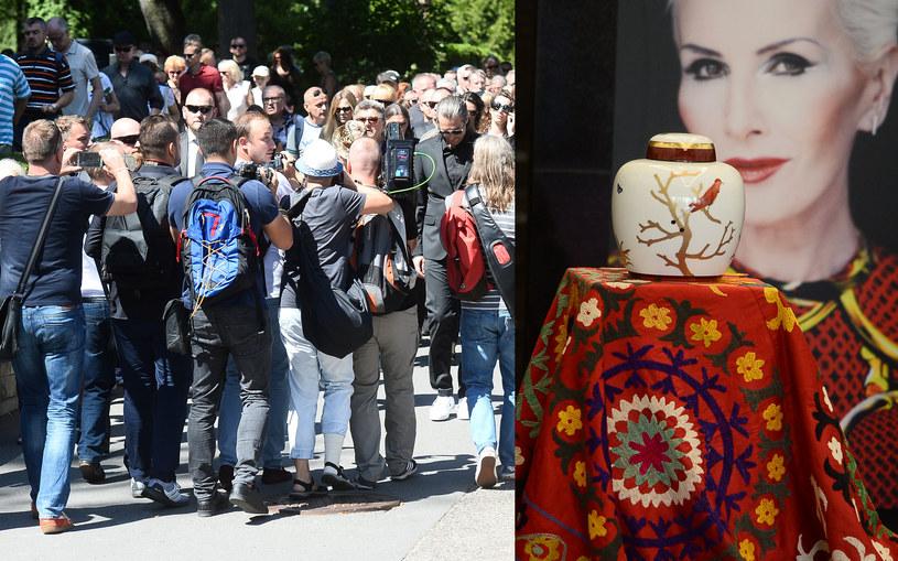 Pogrzeb Kory odbył się 8 sierpnia /Jarosław Antoniak /MWMedia