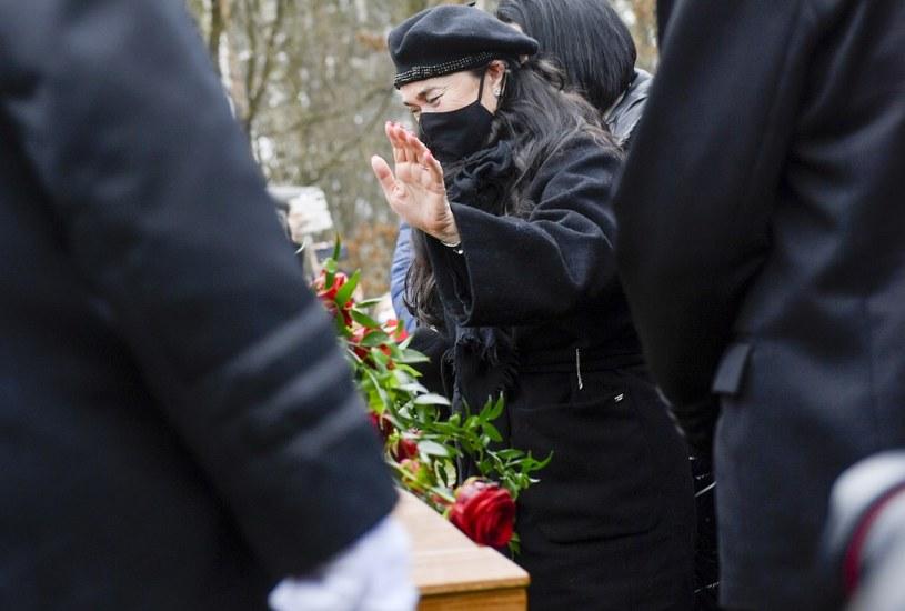 Pogrzeb Krawczyka /Piętka Mieszko /AKPA