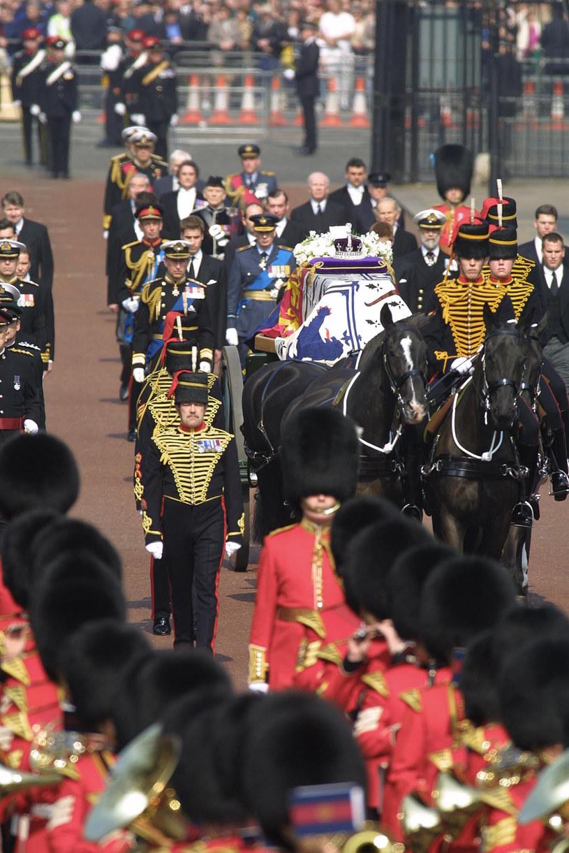 Pogrzeb Królowej Elżbiety /Getty Images