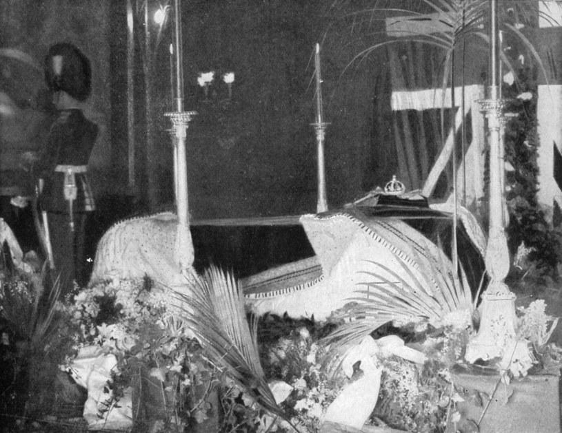 Pogrzeb Królowej Wktorii / Print Collector / Contributor /Getty Images