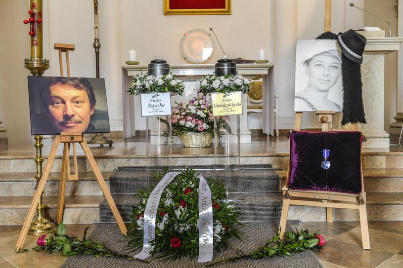 Pogrzeb Krystyny Kołodziejczyk i Wiesława Szyszko / Mieszko Piętka /AKPA