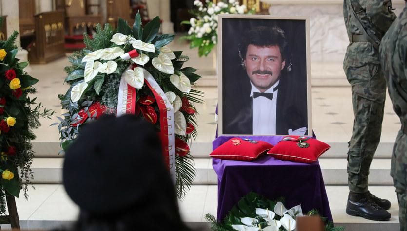 Pogrzeb Krzysztofa Krawczyka. Ostatnie pożegnanie legendy polskiej piosenki