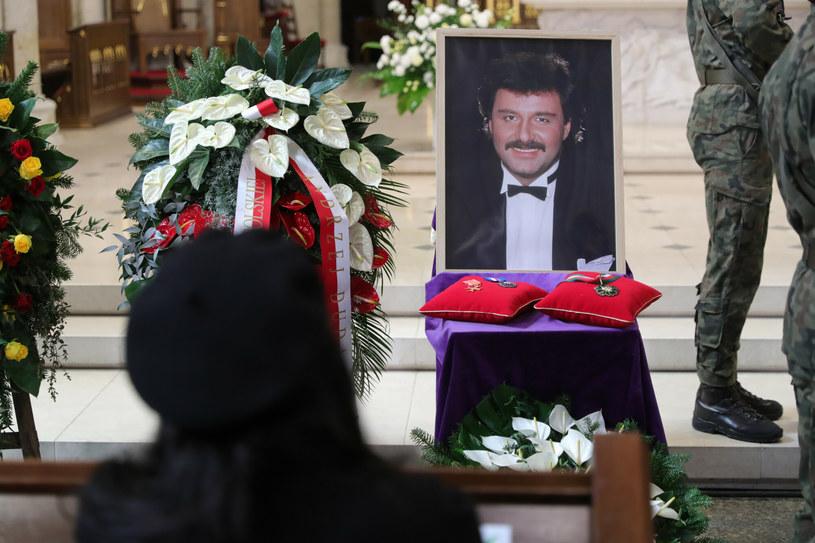 Pogrzeb Krzysztofa Krawczyka /Piotr Molecki /East News