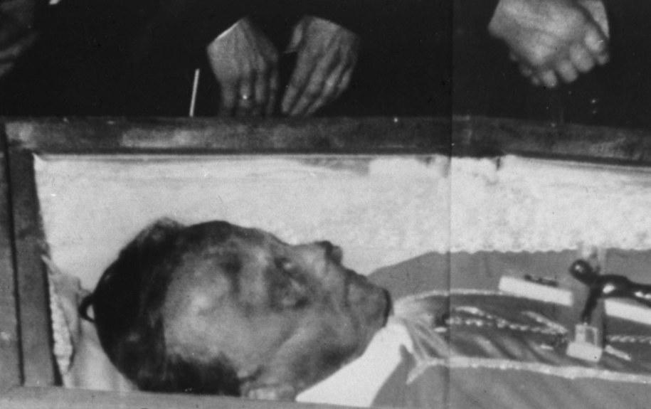 Pogrzeb ks. Popiełuszki /Archiwum CAF /PAP