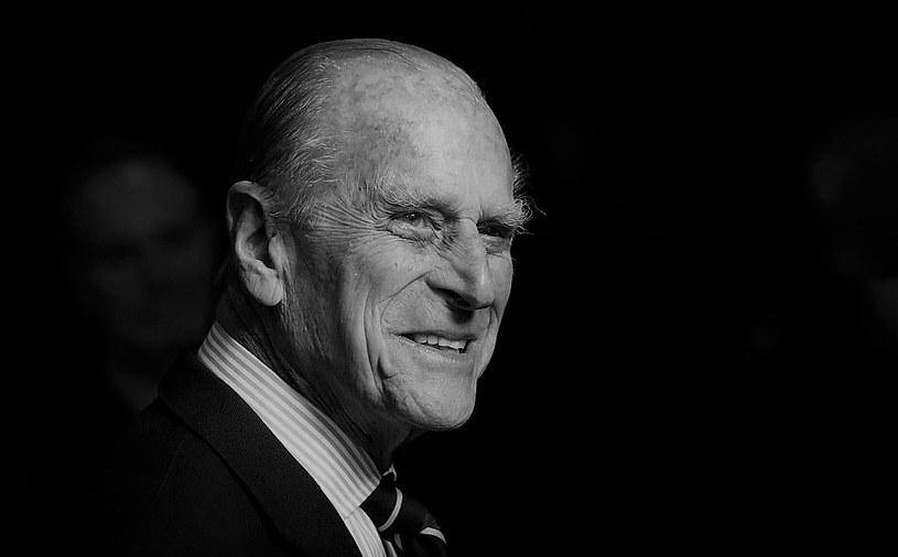 Pogrzeb księcia Filipa odbył się w sobotę 17 kwietnia /Danny Lawson  /Getty Images