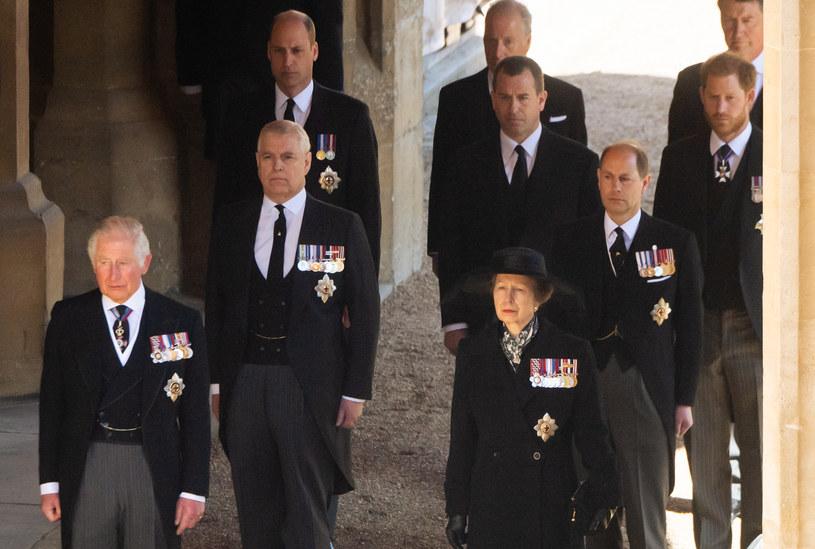 Pogrzeb księcia FIlipa / Samir Hussein / Contributor /Getty Images