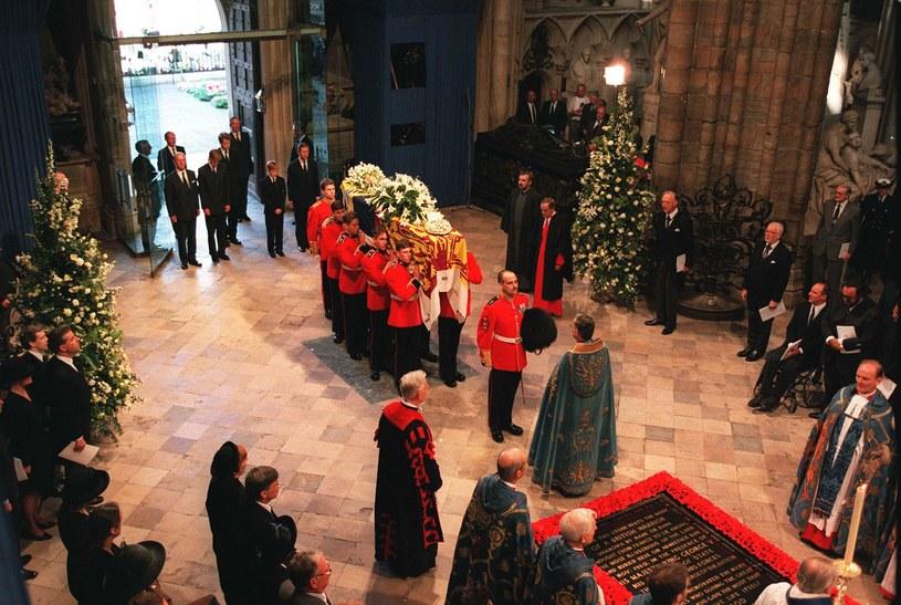 Pogrzeb księżnej Diany /Ken Goff /Getty Images
