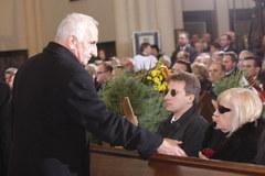 Pogrzeb Marka Rosiaka