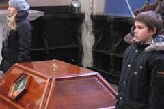 Pogrzeb Mikołaja Kopernika w Toruniu