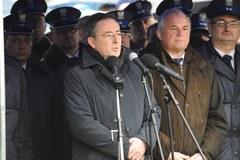 Pogrzeb ofiar wypadku w Kamieniu Pomorskim