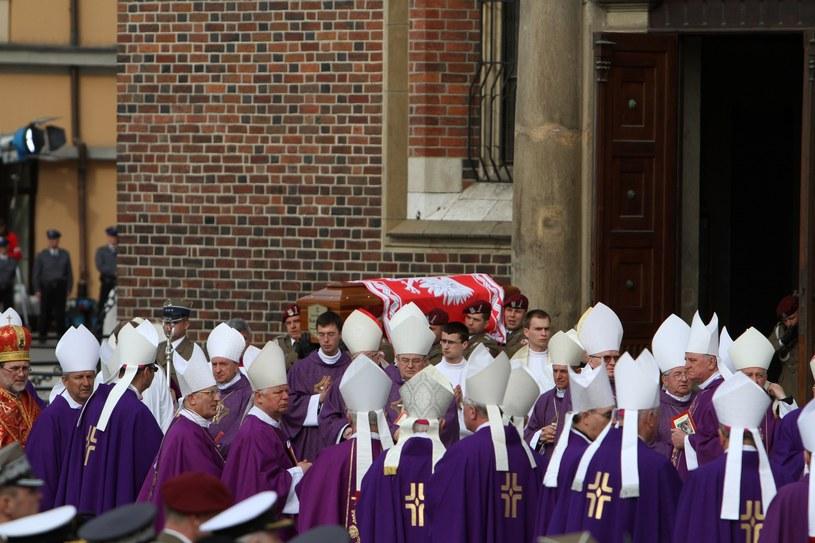 Pogrzeb pary prezydenckiej /Jan Kucharzyk /East News
