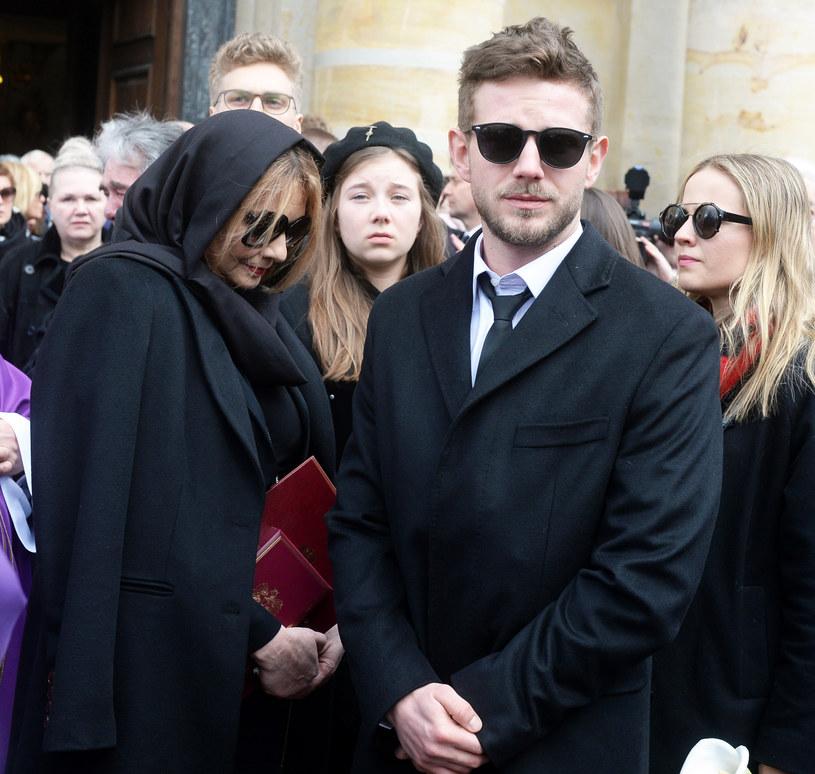 Pogrzeb Pawła Królikowskiego /Jan Bielecki /East News