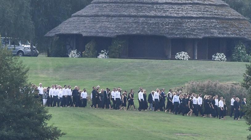 Pogrzeb Piotra Woźniaka-Staraka /PAWEL SKRABA/AGENCJA SE /East News