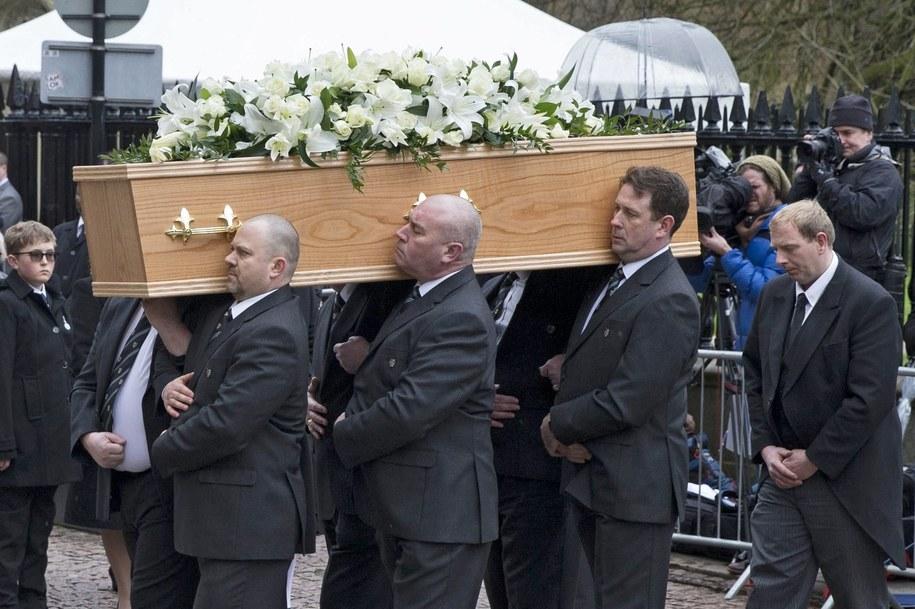 Pogrzeb Stephena Hawkinga /STR /PAP/EPA