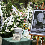 Pogrzeb Tomasza Knapika