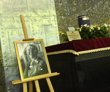 Pogrzeb Wiesławy Mazurkiewicz