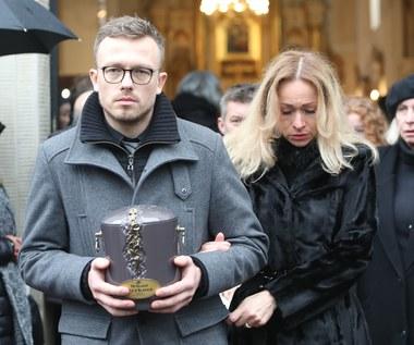 Pogrzeb Witolda Pyrkosza