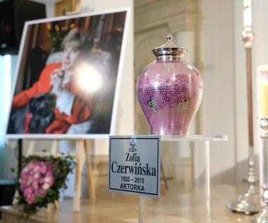Pogrzeb Zofii Czerwińskiej