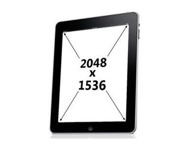 Pojawiły się problemy przy produkcji ekranów do iPada 3