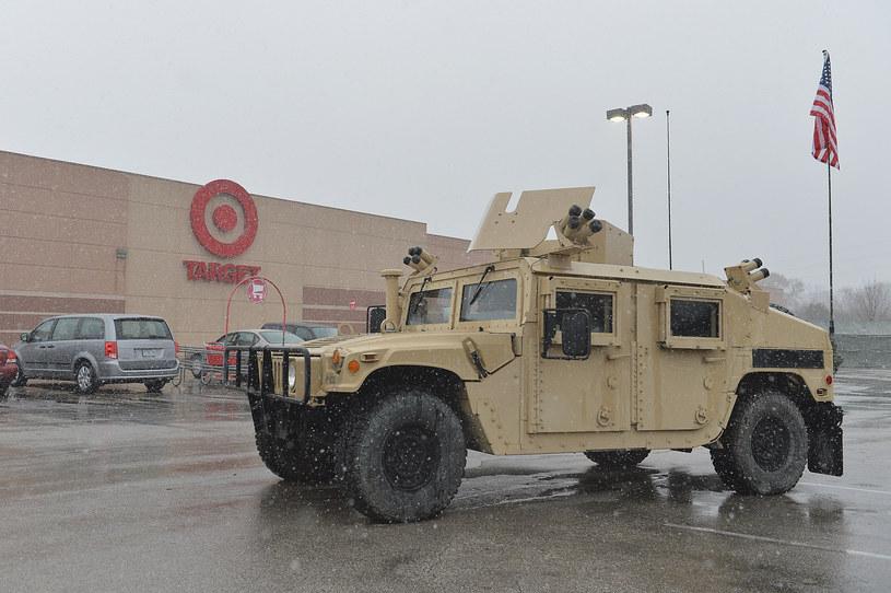 Pojazd Humvee /AFP