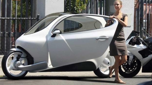 Pojazd prezentuje się świetnie.   Fot. Lit Motors /materiały prasowe
